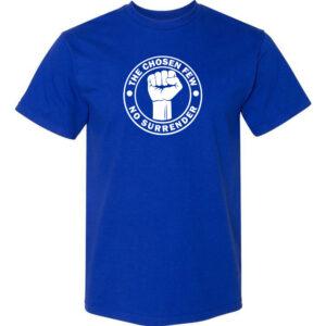 Chosen-Few-Blue T-shirt