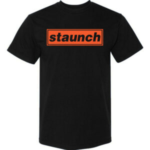 Staunch-Black T-shirt