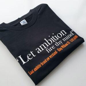 Ambition-Black-T-shirt-folded