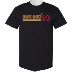 Alfredo-Black T-shirt