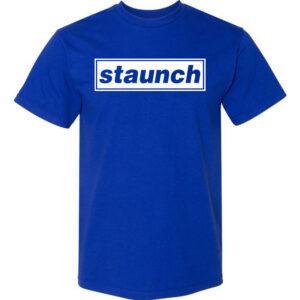 Staunch-Blue T-shirt