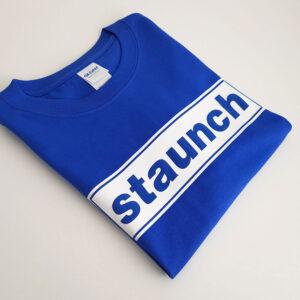 Staunch-Blue-T-shirt folded