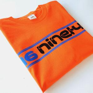 16-Ninety-Orange-T-shirt-folded