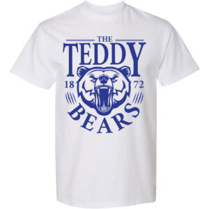 Teddy-Bears-White T-shirt