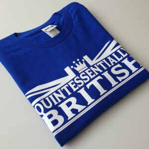 Quintessentially-blue-T-shirt-folded