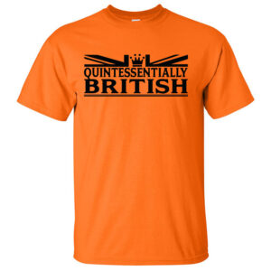 Quintessentially-Orange-T-shirt