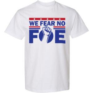 Fear-no-Foe-White-T-shirt