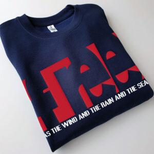 Free-Navy-Sweatshirt-folded