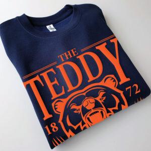 Teddy-Bears-Navy-Sweatshirt-folded